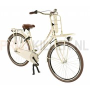 Vogue Vogue transportfiets 28 inch 3-speed creme 50cm