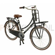 Vogue Vogue transportfiets 26 inch mat-zwart 3-Speed