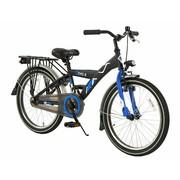 2Cycle Kinderfiets 20 inch Nitro Mat-Zwart