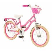 2Cycle Kinderfiets 18 inch Zeemeermin Wit-roze