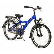 2Cycle Kinderfiets 20 inch Nitro Suspension blauw