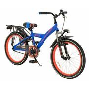 2Cycle Kinderfiets 20 inch Ronin Suspension blauw-oranje
