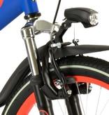 2Cycle Jongensfiets 20 inch Ronin Suspension blauw-oranje (2006)
