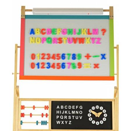 P&M Krijtbord en magnetisch Whiteboard (1504)