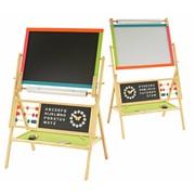 P&M Krijtbord en magnetisch Whiteboard