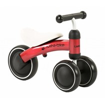 Loopfiets Mini-bike Rood