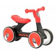 2Cycle Loopfiets 4-Wiel Rood-Zwart