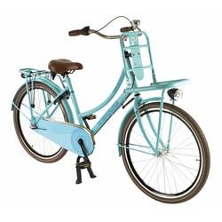 Vogue Vogue transportfiets 26 inch Mint-Blauw 46cm 3-speed
