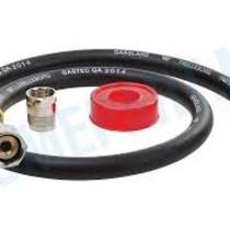 Bosch Bosch HXN390I20N Serie | 4 Vrijstaand gascombifornuis, WIT, HETE LUCHT