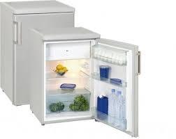 Exquisit Exquisit KS16-4A+ Zilver, Tafelmodel koelkast
