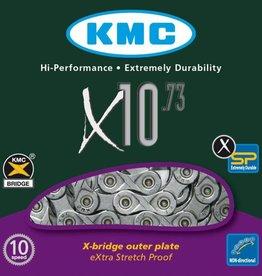 KMC KMC X10-73 Silver