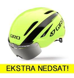 Giro TILBUD Giro Air Attack Shield Neon Gul/Sort Str. L