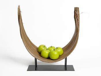 Natuurlijke fruitschaal