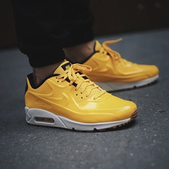 nike air max 90 vt qs yellow