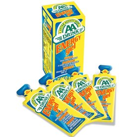 AA Drink Energy Gel 4x35gr gel