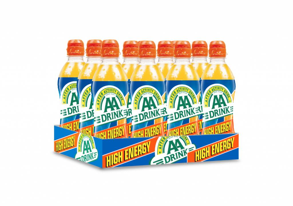 AA Drink High Energy 12x0,5ltr
