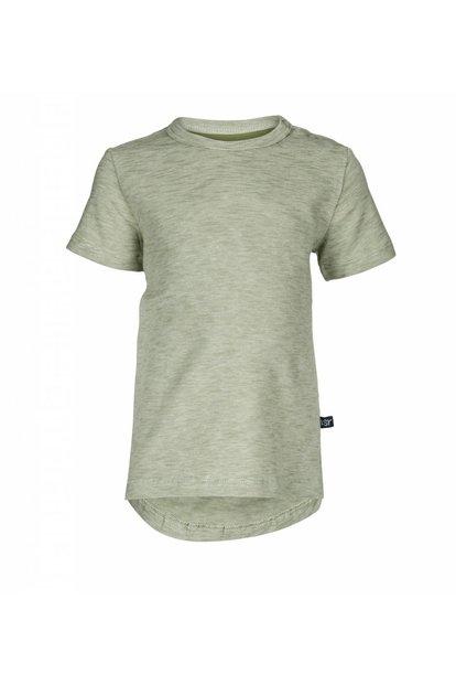 nOeser T-shirt melee - groen