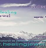cadeaubon Healing Jewel, diverse bedragen
