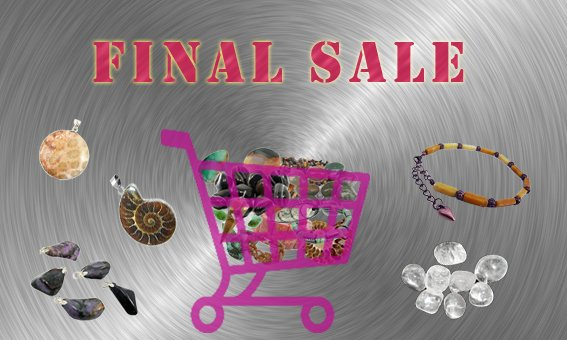 Final Sale edelsteensieraden en losse stenen