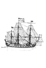 """NVM 10.01.006 """"7 Provincien"""" (1665) (II); Rompplan"""