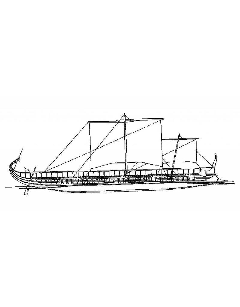 NVM 10.01.017 Trirême, Phoenicisch gevechtsschip