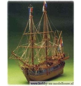 NVM 10.00.011 Hollands fluitschip (ca 1670)