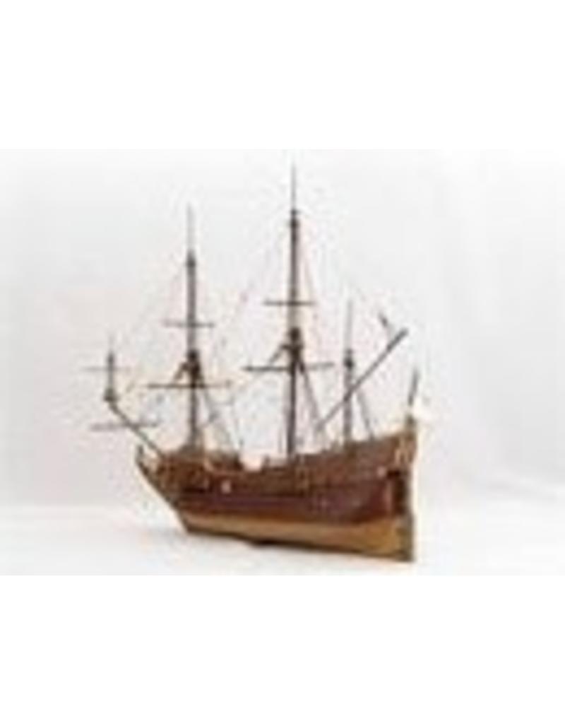 """NVM 10.00.029 VOC schip """"de Geunieerde Provintien"""" (1603)"""
