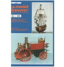 """NVM 95.00.001 Jaargang """"De Modelbouwer"""" Editie : 00.001 (PDF)"""