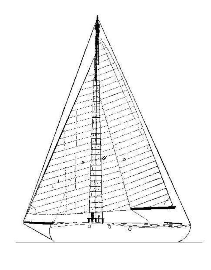 "NVM 10.06.002 zeiljacht ""Mystère"" (1942)"