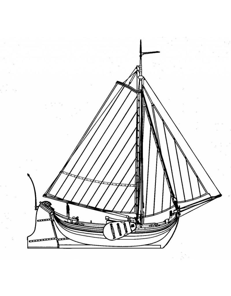 """NVM 10.06.018 Boeier """"'t Fortuin"""" (1779)"""