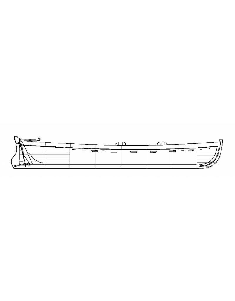 NVM 10.07.002 sloep ten dienste van de waterstaat (1851)