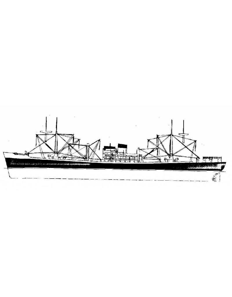 "NVM 10.10.072 vrachtschip ms "" Carbet"" - CGM"