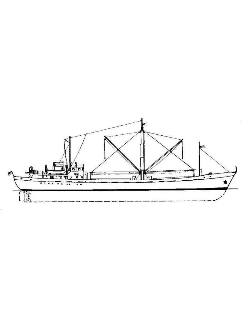 """NVM 10.10.093 vrachtschip ms """"Oleander"""""""