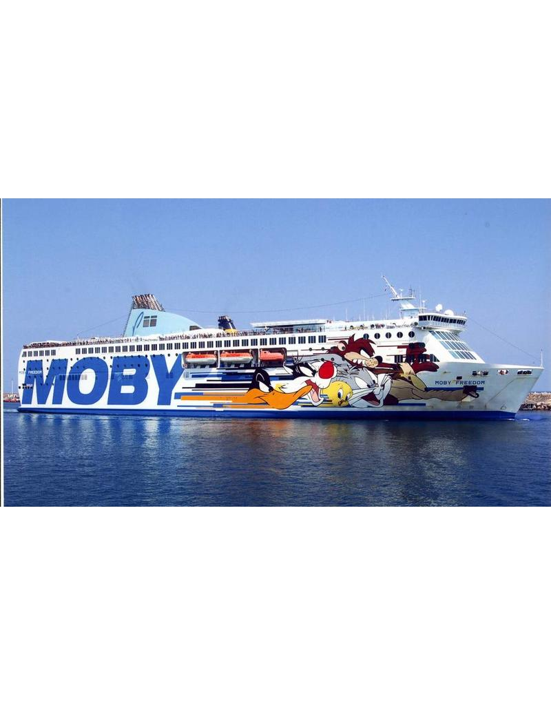 NVM 10.10.144 Fast Cruise Ferry Moby Freedom (2001) - Moby Lines