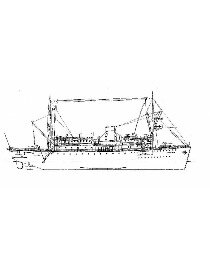 """NVM 10.11.034 HrMs mijnenleggers """"Gouden Leeuw"""", """"Prins van Oranje"""" (1932)"""