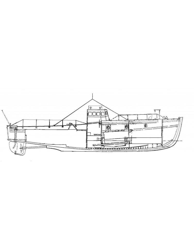 NVM 10.11.060 vang- en sleepboot voor onderzeeërs (Duits)