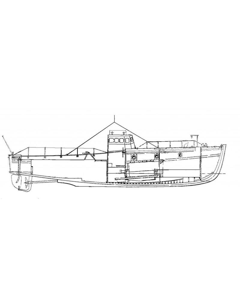 NVM 10.11.060 vang- en sleepboot voor onderzeeÌÇrs (Duits)
