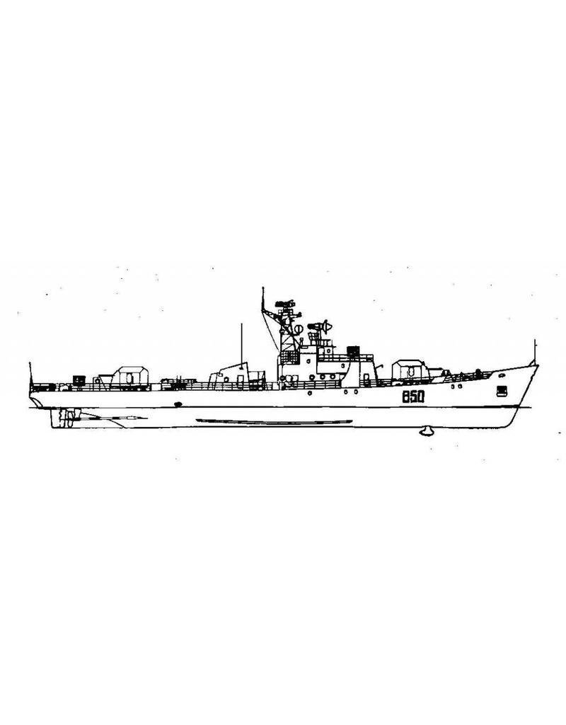 "NVM 10.11.074 Snelle aanvalsboot ""850"""