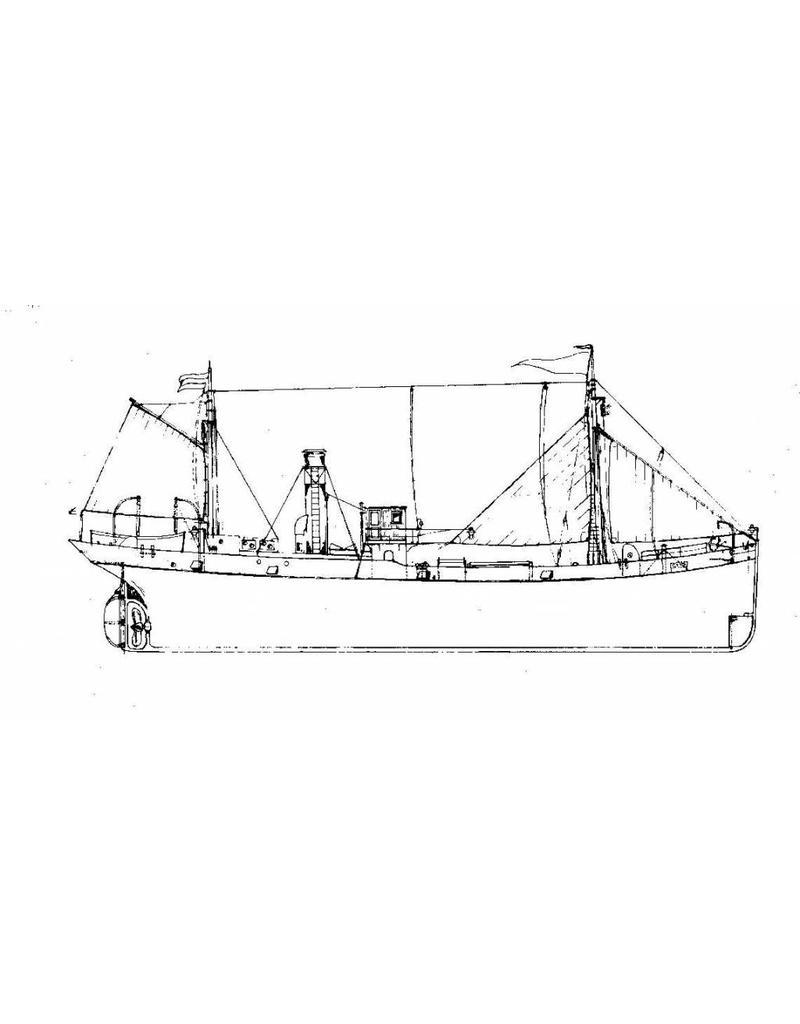 "NVM 10.13.015 stoomlogger ""Maria-Adriana"" VL 217 (1925) - Visserij Mij. ""Callenburg"""