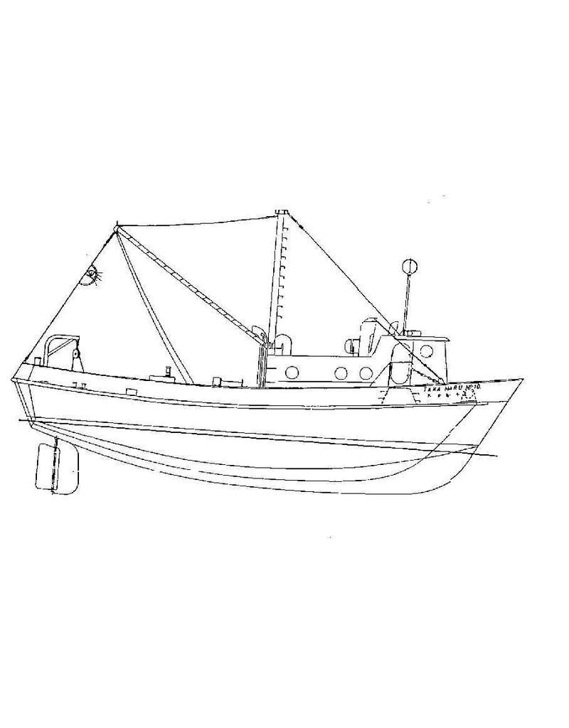 NVM 10.13.030 garnalenkotter ms Taka Maru (1973)
