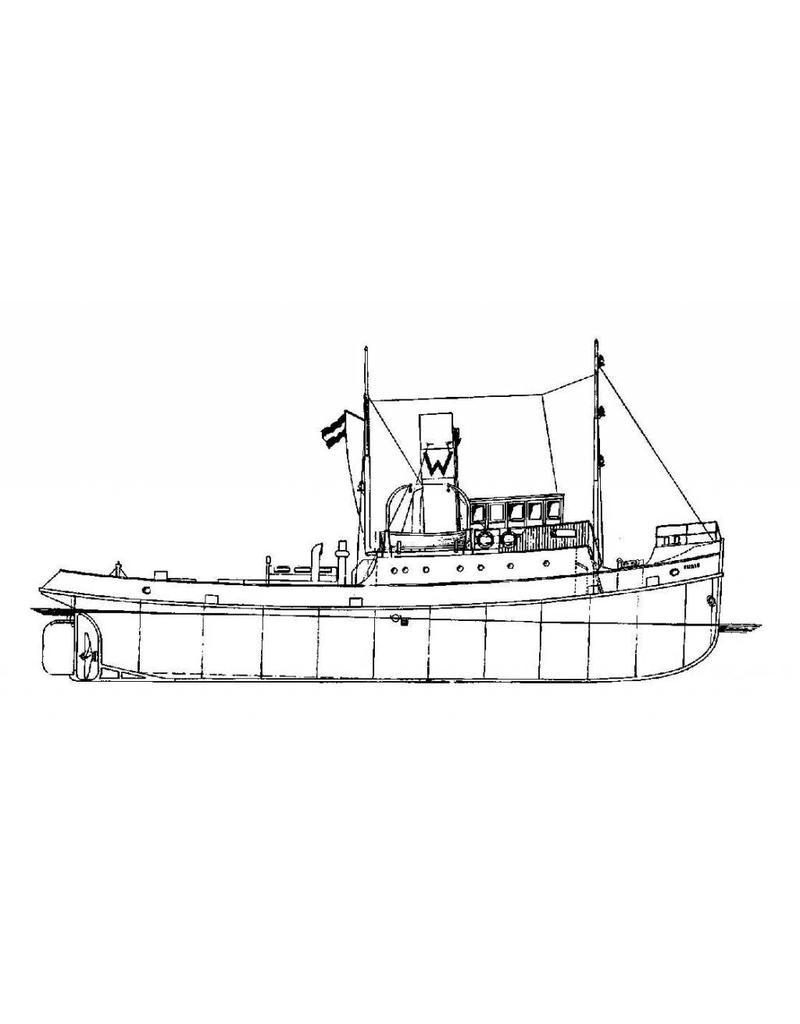 "NVM 10.14.029 zeesleper ss "" Furie"" (1916)"