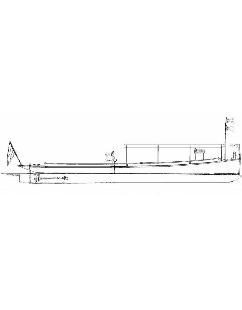 NVM 10.14.084 binnenvaartslepertje, motorbarkas