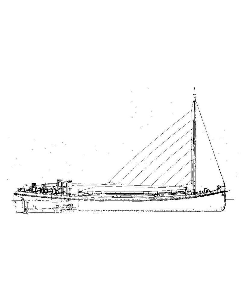 "NVM 10.15.020 luxe motor ms ""Janna Helena"" (1928)"