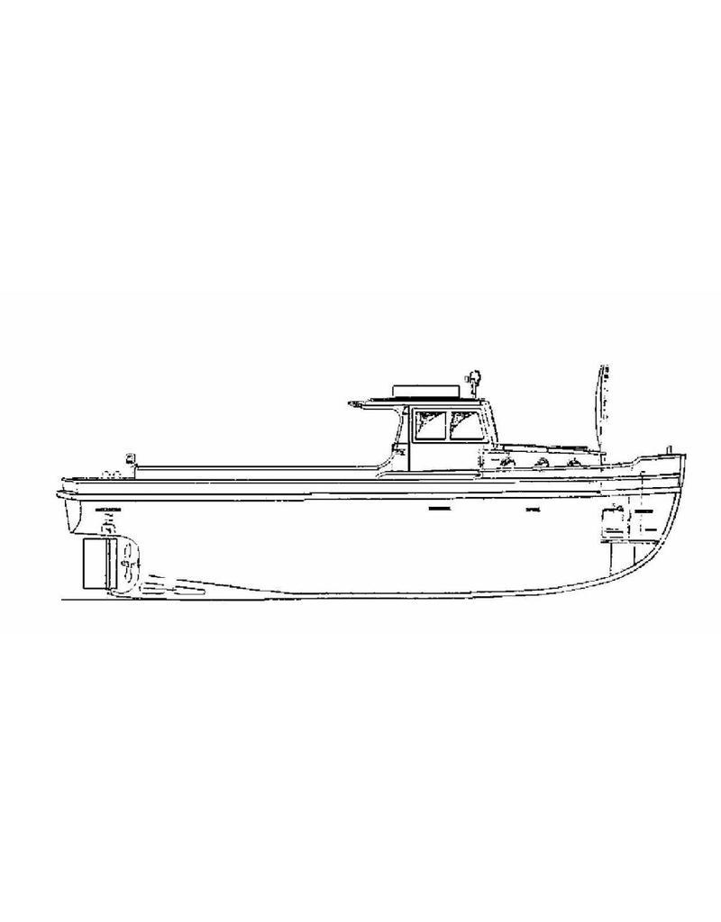 NVM 10.15.050 havenwerkboot, runnersboot