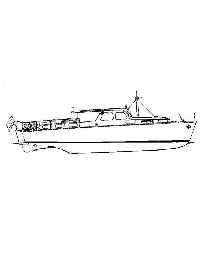 NVM 10.16.005 dubbelschroef-motorjacht