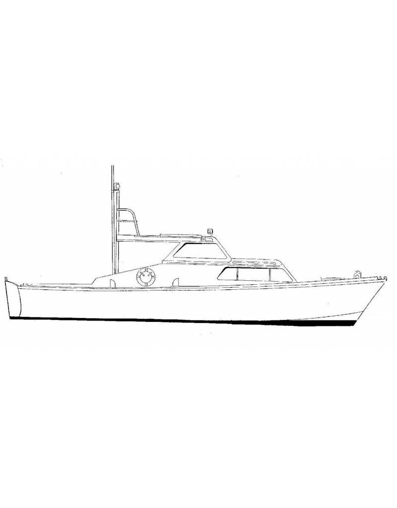 NVM 10.16.023 motorjacht