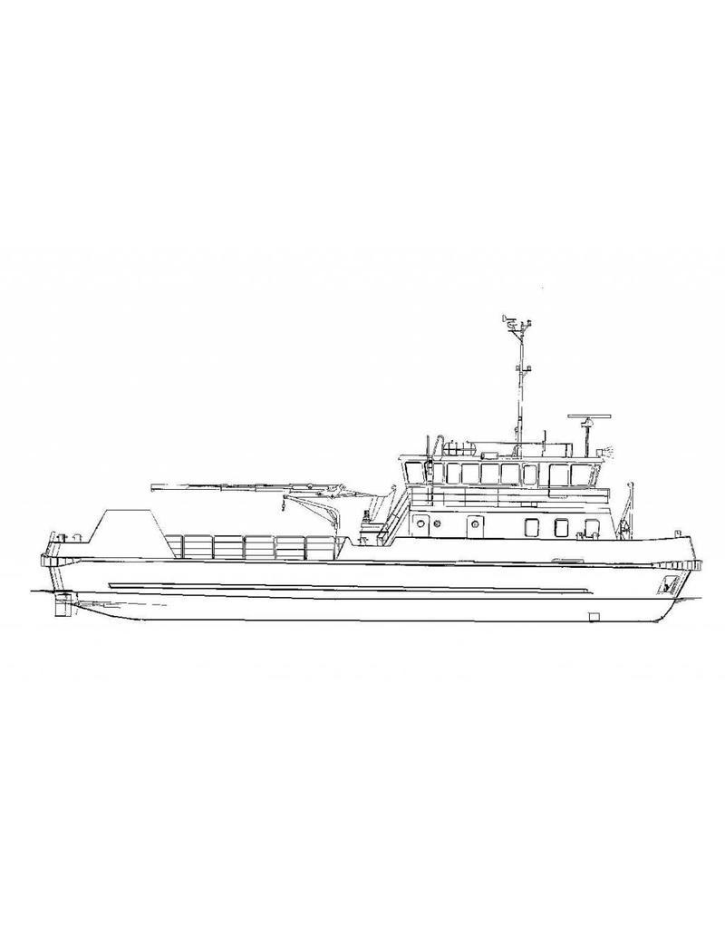 NVM 10.18.017 vaartuig Rijkswaterstaat