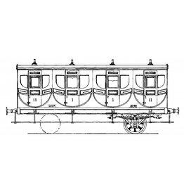 NVM 20.05.015 HSM rijtuigen A3, AB52, B1, B67 voor spoor 0