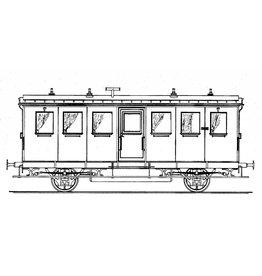 NVM 20.05.018 HIJSM postrijtuig 411-413 voor spoor 0