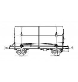 NVM 20.06.021 gastransportwagen SS 7004, 7025, 7031 voor spoor 0